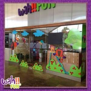 Fotografía tomada de la página de Facebook de Wah!! Fun